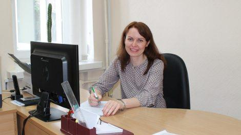 Tauragės rajono savivaldybės bendrojo skyriaus  specialistės pareigas pradėjo eiti Ilona Bobinienė