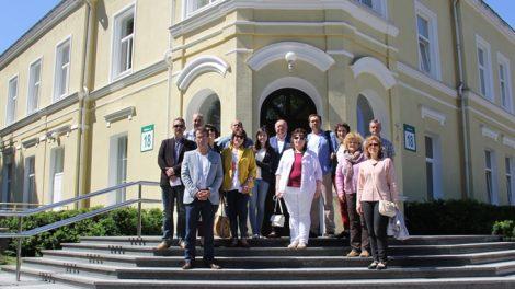 Druskininkuose viešėjo delegacija iš Baltarusijos