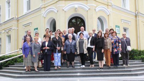 Druskininkuose lankėsi Kaliningrado ugdymo įstaigų vadovai ir lietuvių kalbos mokytojai