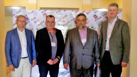 Utenos rajono savivaldybės delegacijos vizitas Gorio mieste