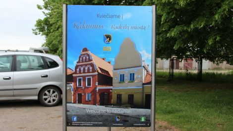 Kėdainiai – Radvilų miestas – pradeda kelionę po Kauno regioną!