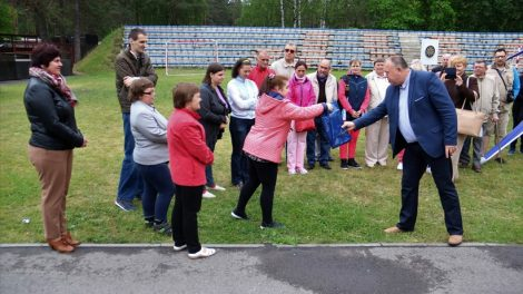 Druskininkuose organizuota Alytaus apskrities neįgaliųjų sporto šventė