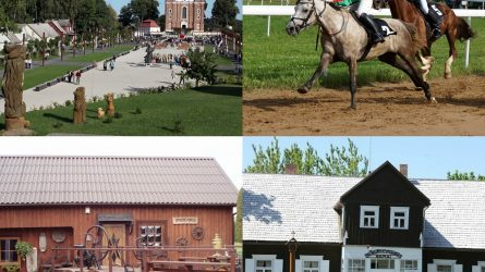 Keliaukite po Kauno regioną ir laimėkite prizų