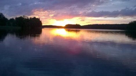 Lukno ežero ir Bukos upės vanduo atitinka higienos reikalavimus