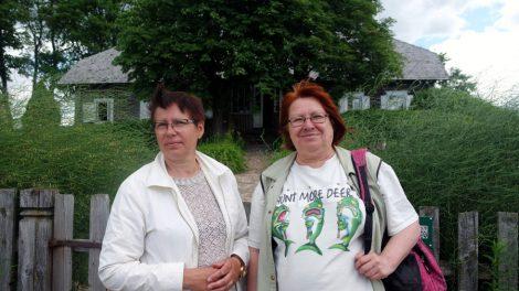 Rezidencijų ciklą pradėjo rašytoja Gintarė Adomaitytė