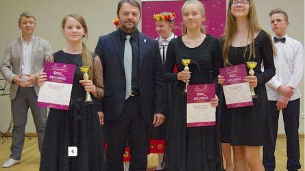 """V-asis tarptautinis konkursas """"Olimpo musicale"""""""