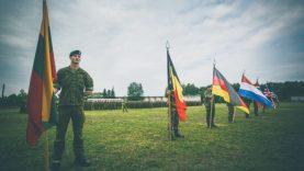 """Birželio 17–22 dienomis Kėdainių rajone vyks karinės pratybos """"Geležinis vilkas 2017"""""""