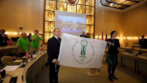 2021-aisiais Pasaulio lietuvių sporto žaidynės vyks Druskininkuose