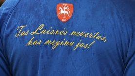 Krašto apsaugos savanorių pajėgų sporto žaidynėse geriausiai sekėsi Vyčio apygardos 5-osios rinktinės kariams