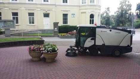 Aptarti Druskininkų miesto ir seniūnijų aplinkos tvarkymo klausimai