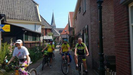 Dviračių žygis Vokietijos ir Olandijos dviračių takais su Lubartowo, Ukrainos, Batarusijos dviratininkais