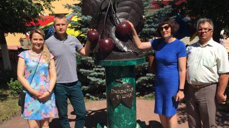 Vizitas į Baltarusiją