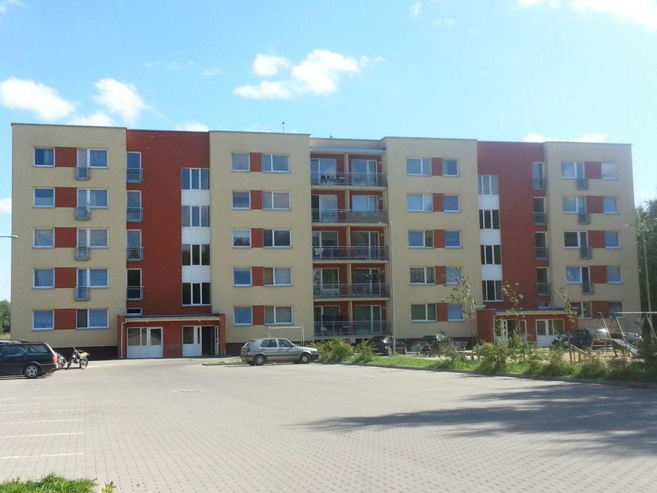 Alytaus savivaldybė perka 1 ir 2 kambarių butus