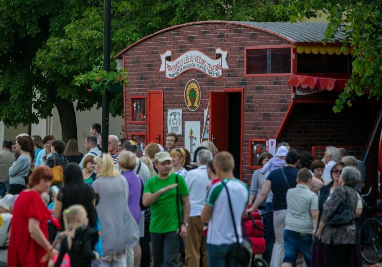 Panevėžio miesto kultūros įstaigos pristatė savo planus