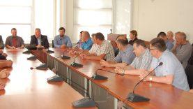 Anykščiuose – gausi Kretingos rajono savivaldybės delegacija