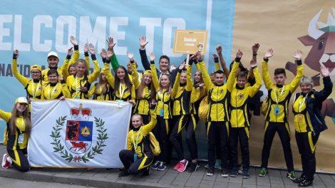 Jaunieji sportininkai į Šiaulius parvežė auksą