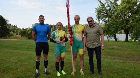 Startavo Iron Tour Panevėžys - Klaipėda