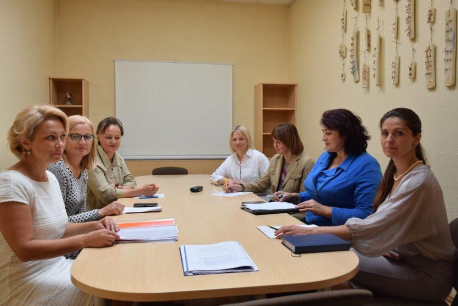 Ministerijai pristatytas Panevėžio miesto socialinių paslaugų poreikis