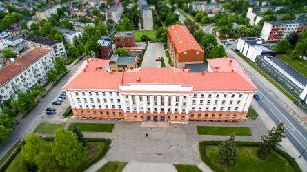 Šiaulių valstybinėje kolegijoje studentų skaičius išlieka stabilus