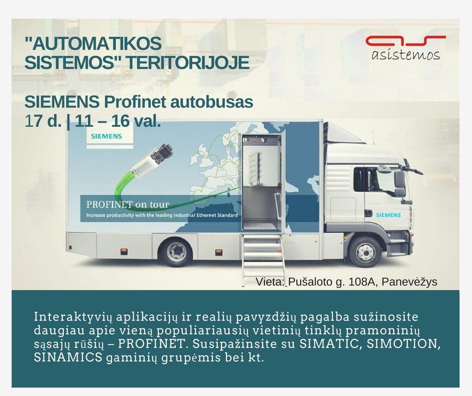 Seminaras – konferencija apie Industrial Ethernet standarto pritaikymą automatizacijoje