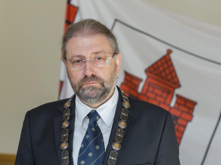 Panevėžio miesto mero Ryčio Račkausko viešas komentaras dėl viešųjų ir privačių interesų derinimo.