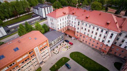 Šiaulių valstybinėje kolegijoje mokslo metus pradeda 600 pirmakursių