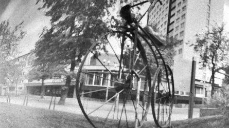 Šiauliai yra dviratininkų miests!