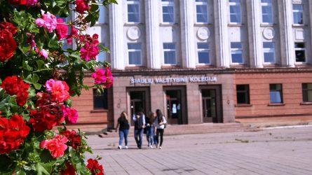 Šiaulių valstybinės kolegijos bendruomenė – už sveiką gyvenimo būdą