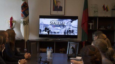 """Pristatytas """"Šiaulių dienų 781 filmas"""