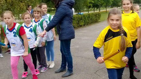 Šiaulių miesto gimtadieniui – jaunųjų sportininkų startai