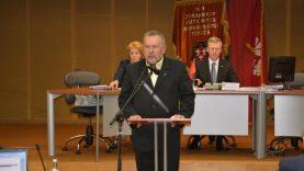 Iš pareigų atsistatydina Jurbarko rajono savivaldybės administracijos direktoriaus pavaduotojas VIKTORAS GANUSAUSKAS