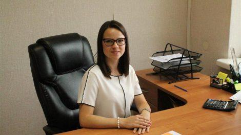 Tauragės rajono savivaldybės centralizuotos buhalterijos skyriaus buhalterio pareigas pradėjo eiti ASTA VOROBJOVIENĖ