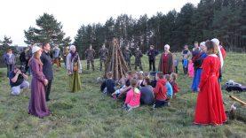 Rudens Lygiadienio – Baltų vienybės dienos renginiai Užpaliuose