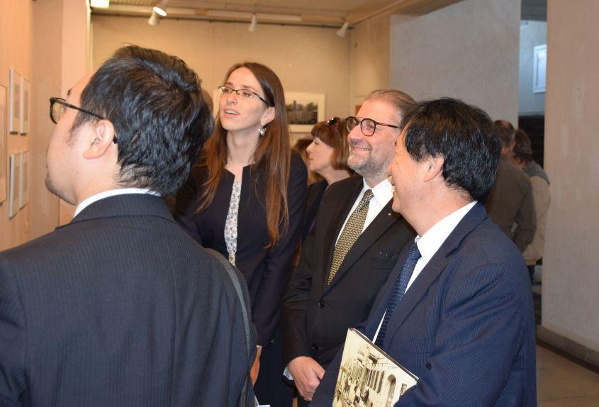 Atidaryta japonų fotografijos paroda