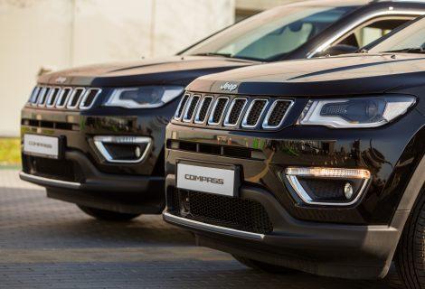 """Lietuvoje pristatytas naujausias """"Jeep Compass"""": pravažumą pirmieji įvertino kauniečiai"""