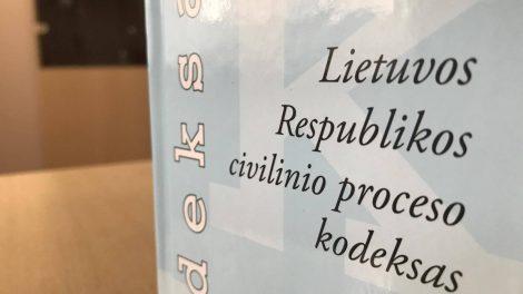 Dėl pažeidimų vykdant viešuosius pirkimus Radviliškio savivaldybėje – ieškinys teismui