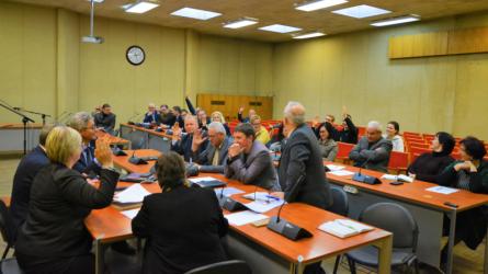 Komisija nusprendė: DĖL UŽTVINDYTŲ LAUKŲ SKELBIAMA EKSTREMALI SITUACIJA
