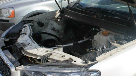 Aplinkosaugininkų dėmesys – nelegaliai ardantiems automobilius