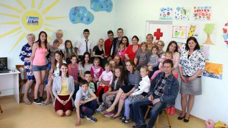 Šiaulių rajone įkurti Bendruomeniniai šeimos namai