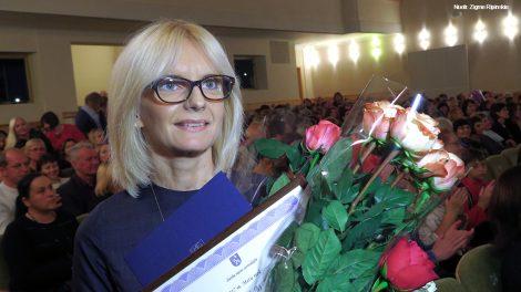 Šventėje pagerbti Šiaulių rajono mokytojai