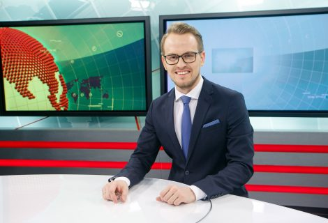 TV3 žiniose – naujas veidas