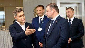 Šiaulių prekybos, pramonės ir amatų rūmų nariai keičia Lietuvos inžinerinės pramonės peizažą
