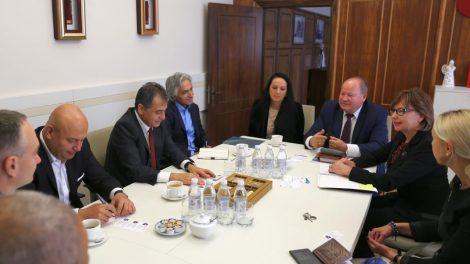 Turkijos statybų kompanija norėtų žengti į Kauno rajoną