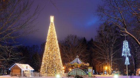 Atraskite įspūdingas Kalėdas Druskininkuose ir laimėkite puikių prizų!