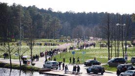 Per pirmus devynis šių metų mėnesius Druskininkus jau aplankė ketvirtadalis milijono turistų