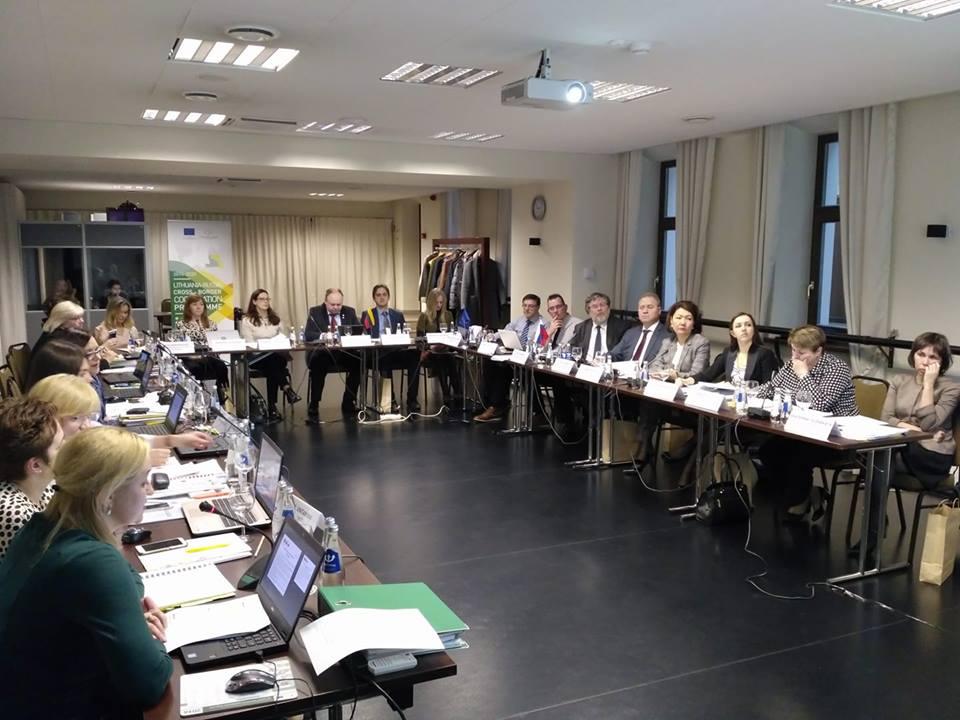 Prasideda Lietuvos ir Rusijos Federacijos bendradarbiavimo per sieną programos įgyvendinimas