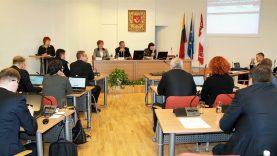 Tauragės rajono savivaldybės tarybos posėdyje priimti sprendimai 36 klausimais
