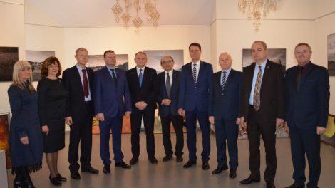 Varėnos rajone apsilankęs Premjeras palankiai įvertino savivaldybės iniciatyvas