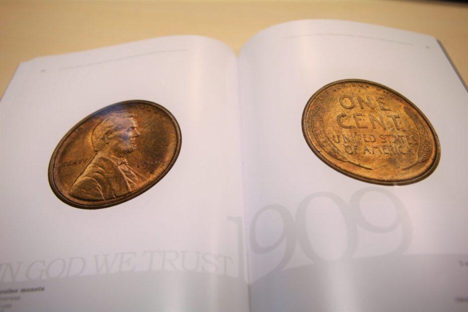 Išleistas V. D. Brennerio plakečių, medalių ir monetų parodos katalogas