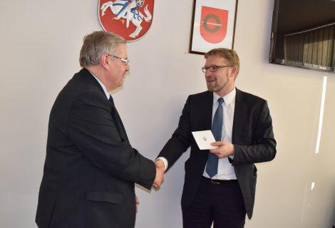 Klaipėdos rajono savivaldybė garsėja aktyviais socialinės srities darbais